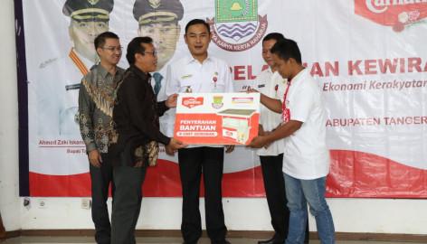150 UMKM Di Kabupaten Tangerang Ikuti Pelatihan Kewirausahaan