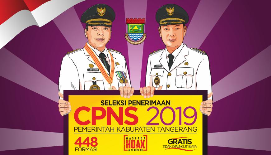 Jadwal Pelaksanaan Skd Web Terpadu Kabupaten Tangerang
