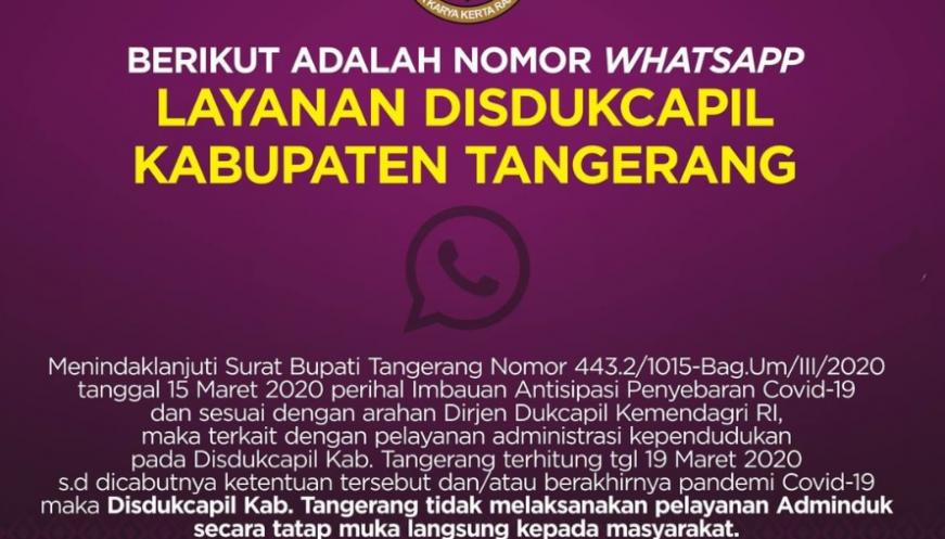 Berita Kabupaten Tangerang