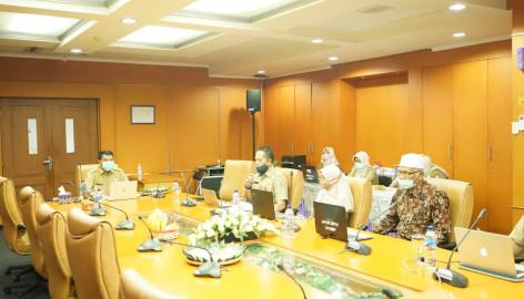 Pemkab Tangerang Pertimbangkan Penyembelihan Hewan Kurban Dilakukan di Masjid Dengan Protokol Kesehatan Covid-19.
