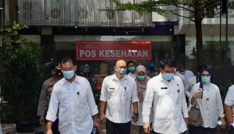 21 Pasien COVID-19 berstatus OTG, Isolasi di Hotel Singgah Kabupaten Tangerang