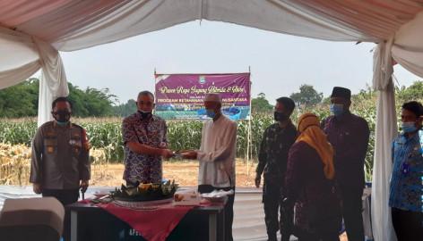 Bersama POLRI dan TNI, Pemkab Tangerang Menjaga Kestabilan Ketahanan Pangan di Tengah Pandemi COVID-19