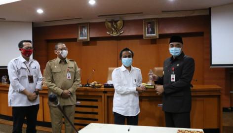 Pemkab Tangerang Terima Hibah 6 Unit Sekolah Negeri dari Kementerian PUPR