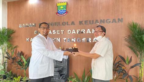 Selamat Ulang Tahun Kepala Bpkad Kabupaten Tangerang
