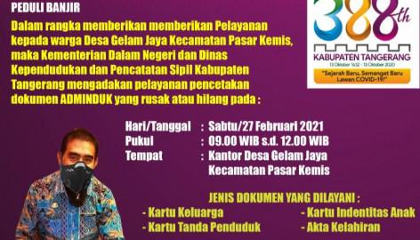 Gerakan Indonesia Sadar Adminduk (gisa)