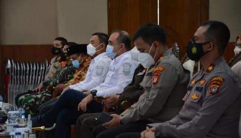 Pemerintah Kabupaten Tangerang Bersama Unsur Forkopimda Sepakat Tunda Kembali Pilkades Serentak
