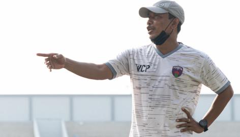 Hadapi Bali United, Persita Tidak Anggap Remeh
