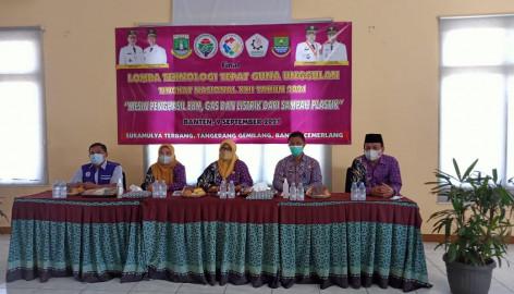 Posyantek Kembang Padi Kecamatan Sukamulya Raih Peringkat 5 Lomba Ttg Tingkat Nasional