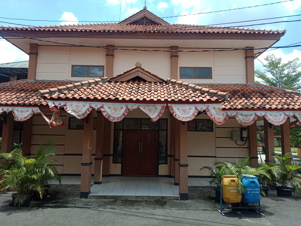 Gedung Serba Guna Kecamatan Sepatan Timur